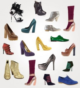 Step It Up For Fall: 5 Affordable Shoe Trends