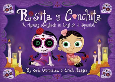 Rosita y Carmen Day of the Dead Book