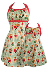 Kitchen Chic: Aprons You'll Want to Wear This Holiday Season