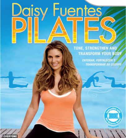 Hard Core: Getting Wii Fit with Daisy Fuentes Pilates