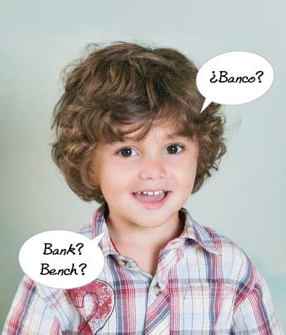 Raising Bilingual Children: All You Can Do Is Plant Seeds