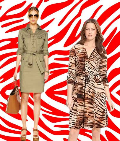 Be Fierce: Making the Safari Trend Work for You