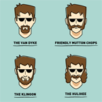 A Brief History of the Beard