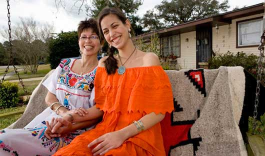 Immigrant Mothers & First-Generation Daughters