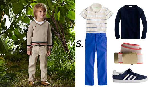 Kids' Fashion: Splurge vs Steal!