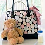 What's in Your Diaper Bag? 6 Must Haves for Moms-on-the-Go