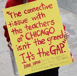 Chicago Teachers Strike: What's the Ruckus?