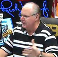 Republican Rush Limbaugh