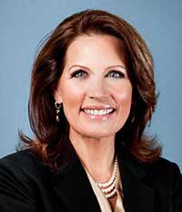 Republican Michelle Bachmann