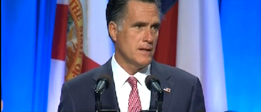 Mitt Romney Talks Politics on 9/11