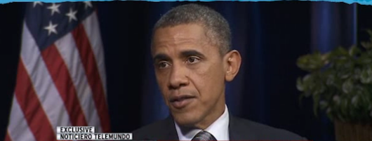 Obama on Libya and Egypt Attacks