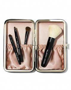 Caviar Oyster Collection Mini Brush Set Bobbi Brown