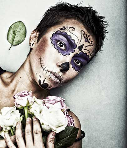 For Mexicans Day of The Dead is Not a Morbid Celebration