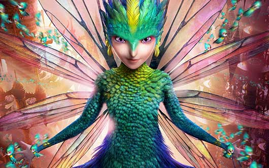 Win Free Tickets to Rise of the Guardians Movie!