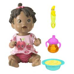 """Mami-Approved"" Dolls for Your Latina Daughter-Baby Alive"