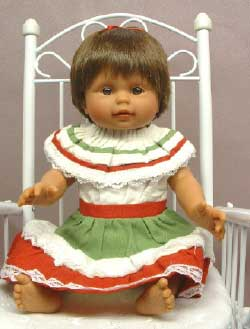 """Mami-Approved"" Dolls for Your Latina Daughter-Tiny Baby 13"