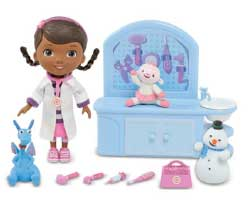 """Mami-Approved"" Dolls for Your Latina Daughter-Doc McStuffins"