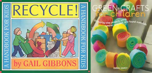 Read, Recycle, Repeat: Books to Help Get Kids to Recycle for America Recycles Day