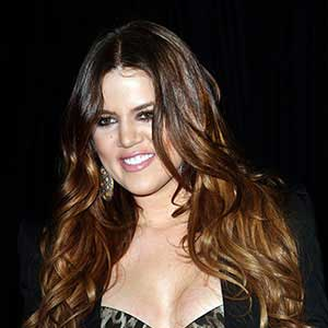 Khloe Kardashian's New Khroma Beauty Makeup