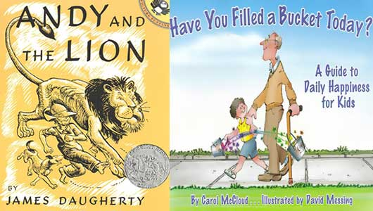 For Thanksgiving: 5 Great Kids' Books on Kindness & Gratitude