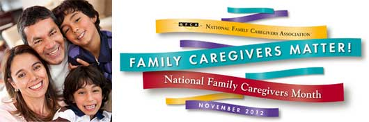 How to Help During National Caregivers Month & Year Round