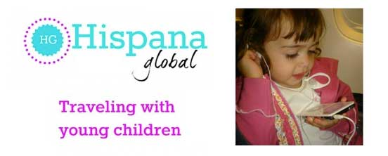Surviving Overnight Flights With Kids-Hispana Global Blogger Spotlight