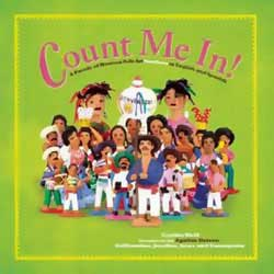 Count Me In! A Parade of Mexican Folk Art Numbers in English and Spanish-Cynthia Weill
