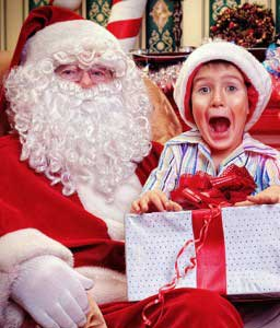 Mami is Santa Real? How to Break the News Without Breaking Your Child's Heart