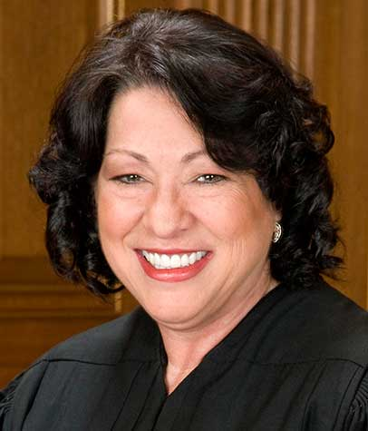 Sonia Sotomayor Opens Up About Her Bronx Upbringing