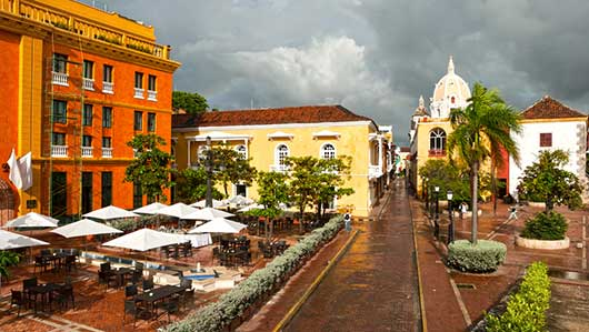 6 Spots in Latin America You Must Visit in 2013-Cartagena, Colombia
