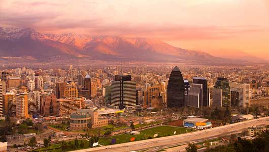 6 Spots in Latin America You Must Visit in 2013-Santiago, Chile