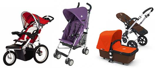 Top 5 Strollers For New Moms