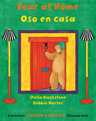 Bear at Home/Oso en casa