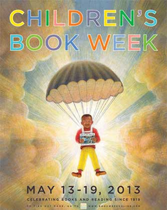 Let's Celebrate Children's Book Week! Kids Choose Their Favorites