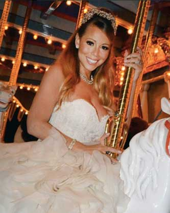 Mariah Carey & Nick Cannon Renew Vows