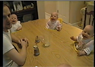 Dad Entertains the Laughing Quadruplets-VID