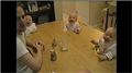 Dad Entertains the Laughing Quadruplets