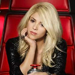 Shakira Leaving 'The Voice' to Be with Baby Milan