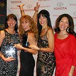 A Great Week for Mamiverse & Me: Top Blogueras Retreat & Latism13 Awards