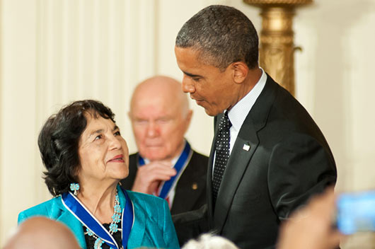 15 Reasons Why Dolores Huerta is the Mother of Latino Civil Rights