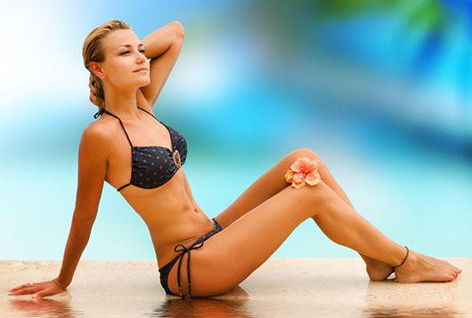 10 Easy Ways to Prep for Bikini Season