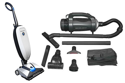 Sonic Vacuum Cleaner Review