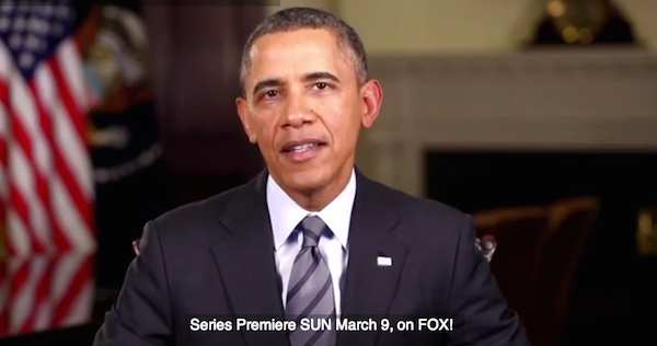 "President Obama Introduces Television Premiere of ""Cosmos"""