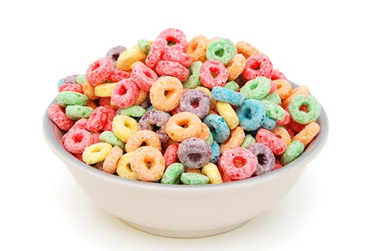 10 Kids' Breakfast Cereals We're Still Sweet On