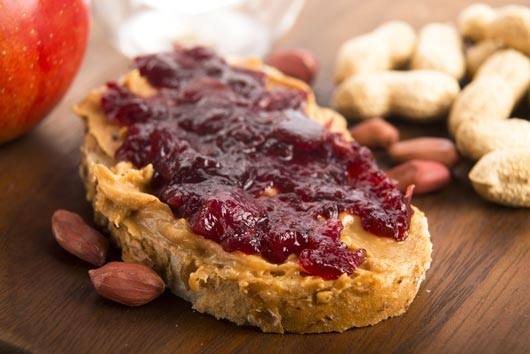 10 Ways to Make Your PB&J Healthier