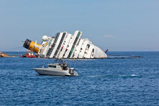 10 Ways to Survive a Cruise Ship Disaster
