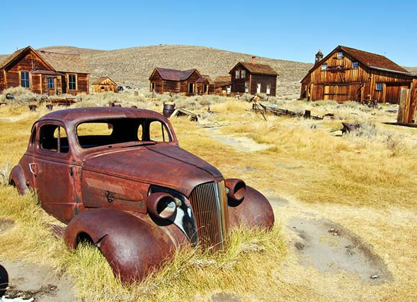 10 Best Ghost Towns of the West