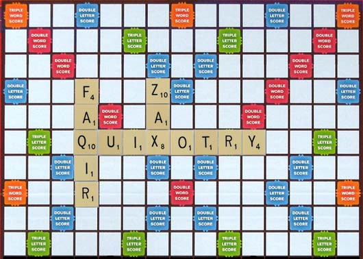 15 of the Oddest Scrabble Words That Always Win