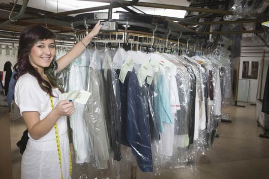 4 Ways to Save Money on Dry Cleaning from Robyn Moreno