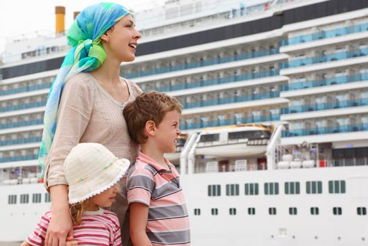 5 Cruise Lines that Cater to Kids
